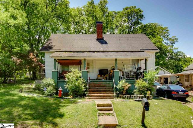 45 W 5th Street, Greenville, SC 29611 (MLS #1419736) :: Prime Realty