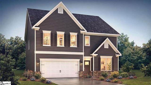 538 Elwood Drive, Duncan, SC 29334 (#1419744) :: Hamilton & Co. of Keller Williams Greenville Upstate