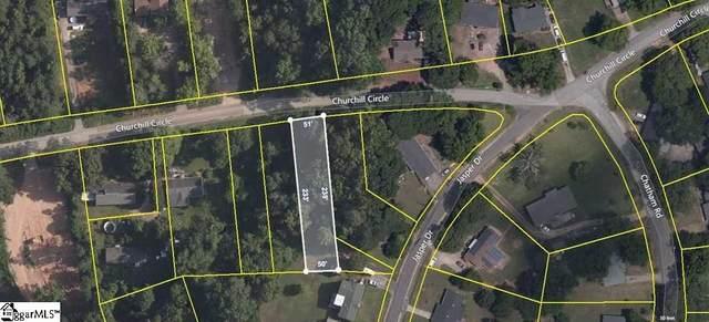 442 Churchill Circle, Greenville, SC 29605 (#1419764) :: The Haro Group of Keller Williams