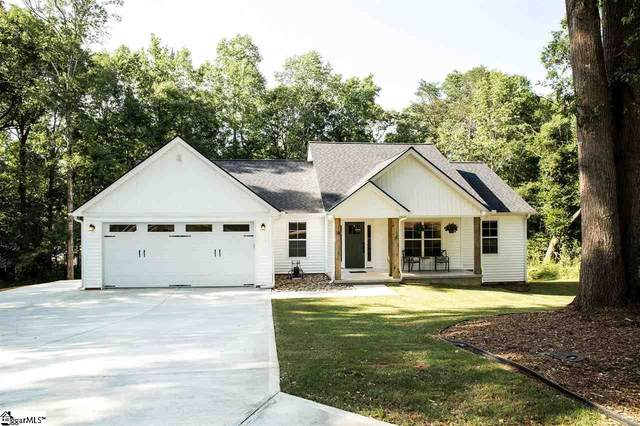 18 Country Club Drive, Greer, SC 29651 (#1419771) :: Hamilton & Co. of Keller Williams Greenville Upstate
