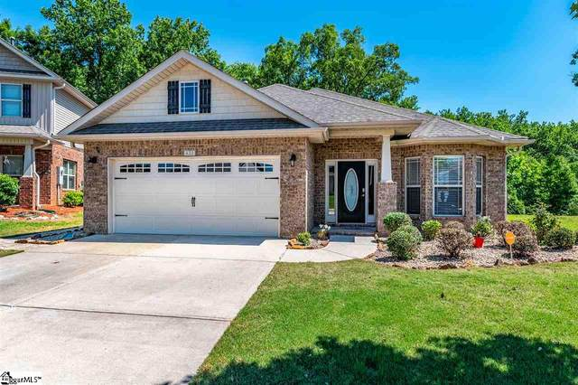 422 Airdale Lane, Simpsonville, SC 29680 (#1419795) :: The Toates Team