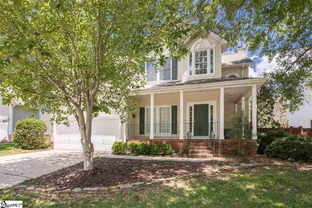 407 S Orchard Farms Avenue, Simpsonville, SC 29681 (#1419811) :: The Toates Team