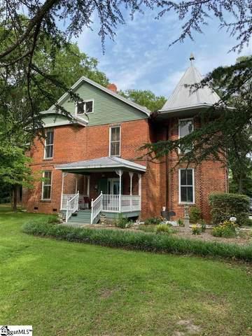 526 Reynolds Avenue, Greenwood, SC 29649 (#1419813) :: Hamilton & Co. of Keller Williams Greenville Upstate