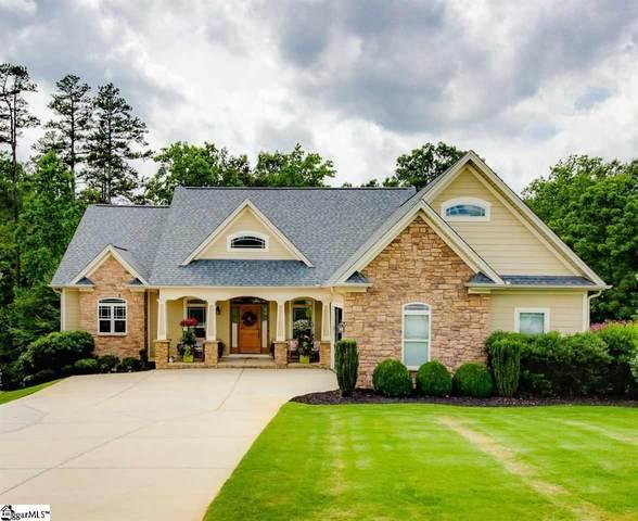 325 Harkins Bluff Drive, Greer, SC 29651 (#1419846) :: Hamilton & Co. of Keller Williams Greenville Upstate