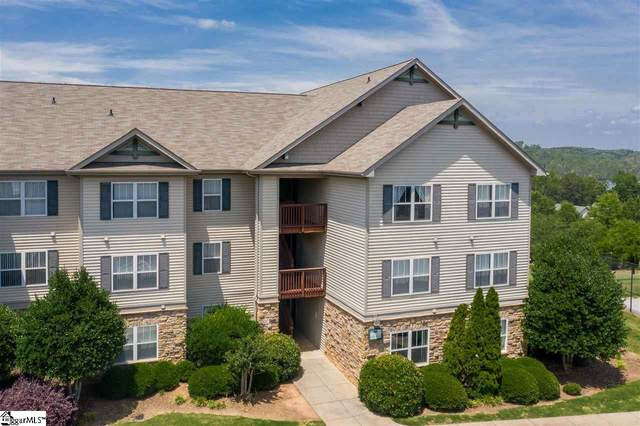 1033 Harts Cove Way Unit 1033, Seneca, SC 29678 (#1419861) :: Parker Group