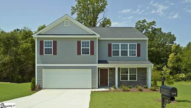 408 Bucky Drive, Woodruff, SC 29388 (#1419883) :: Hamilton & Co. of Keller Williams Greenville Upstate