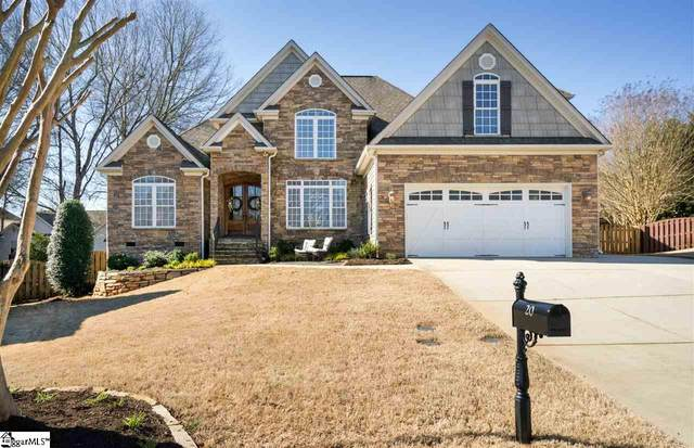 20 Cedar Glenn Way, Simpsonville, SC 29681 (#1420006) :: Hamilton & Co. of Keller Williams Greenville Upstate