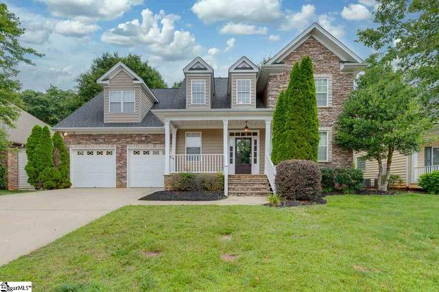 31 Ashby Grove Drive, Simpsonville, SC 29681 (#1420012) :: Hamilton & Co. of Keller Williams Greenville Upstate