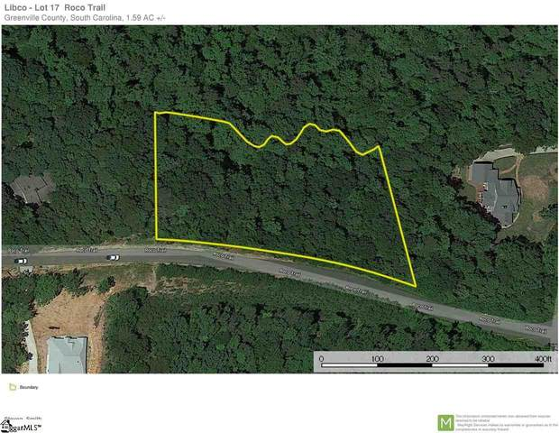40 Roco Trail, Travelers Rest, SC 29690 (MLS #1420147) :: Prime Realty