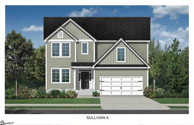 Bishop Lake Way, Taylors, SC 29687 (#1420149) :: The Toates Team