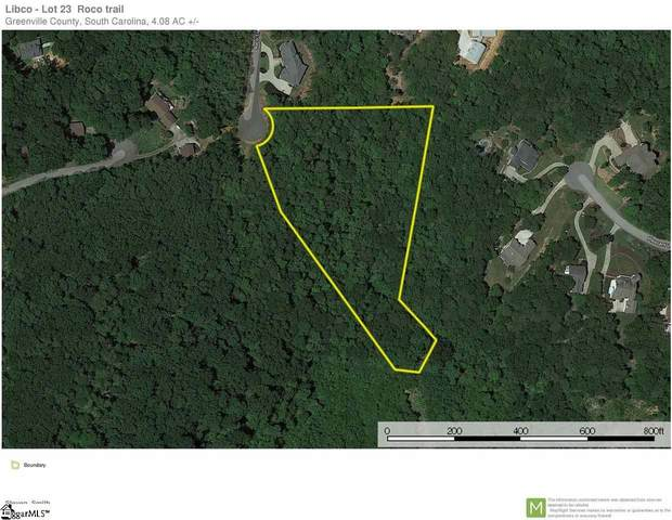 91 Roco Trail, Travelers Rest, SC 29690 (#1420152) :: Mossy Oak Properties Land and Luxury