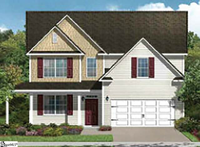 Bishop Lake Way, Taylors, SC 29687 (#1420153) :: The Toates Team