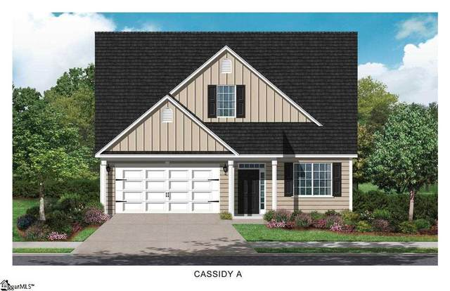 Bishop Lake Way, Taylors, SC 29687 (#1420156) :: The Toates Team