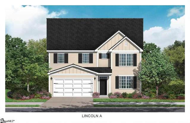 Bishop Lake Way, Taylors, SC 29687 (#1420163) :: The Toates Team