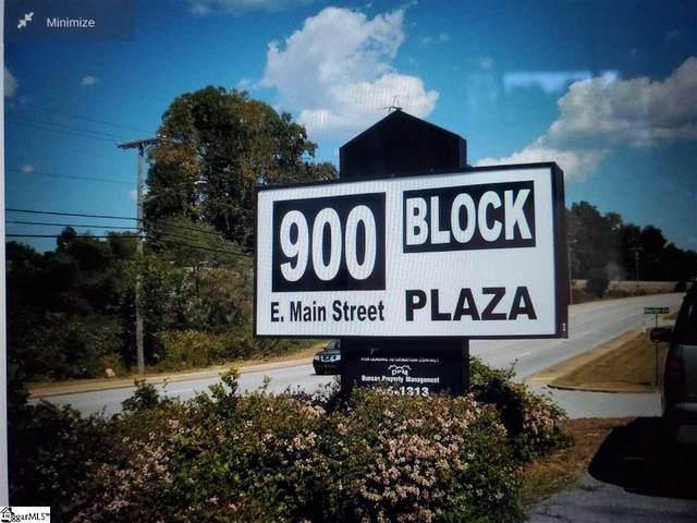 900 E Main Street, Easley, SC 29640 (MLS #1420174) :: Prime Realty