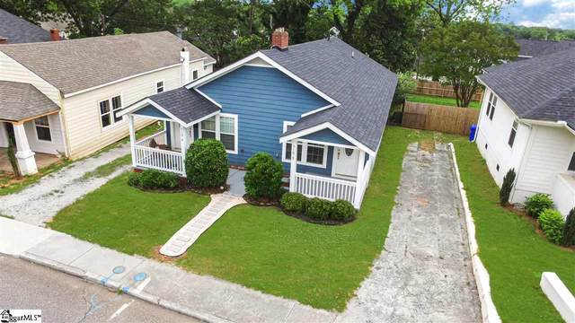 519 Anderson Street, Greenville, SC 29601 (#1420234) :: Coldwell Banker Caine