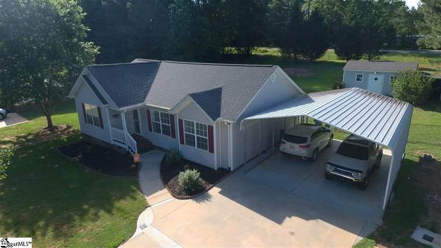 309 Branchwood Drive, Liberty, SC 29657 (#1420338) :: J. Michael Manley Team