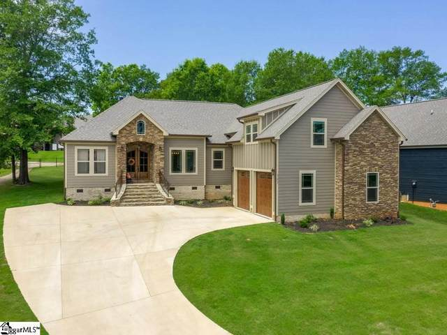 343 Copper Creek Circle, Inman, SC 29349 (#1420339) :: DeYoung & Company