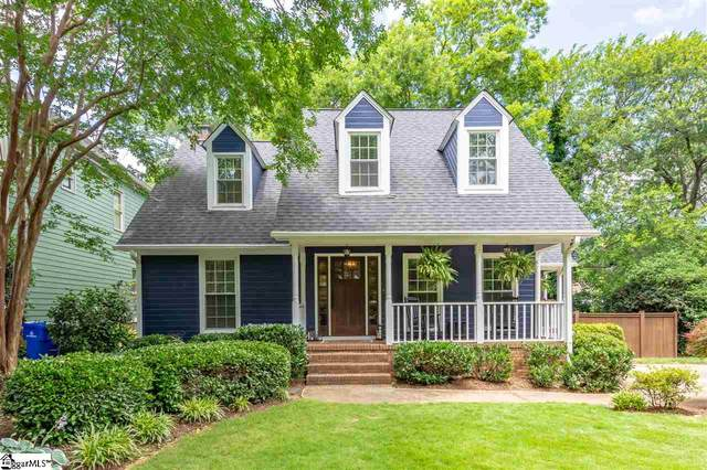 19 Oak Crest Court, Greenville, SC 29605 (#1420344) :: Dabney & Partners