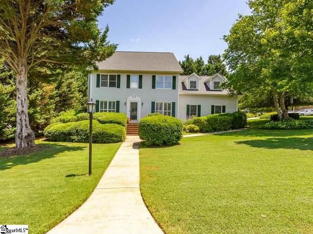 100 Sheldon Drive, Moore, SC 29369 (#1420360) :: Mossy Oak Properties Land and Luxury
