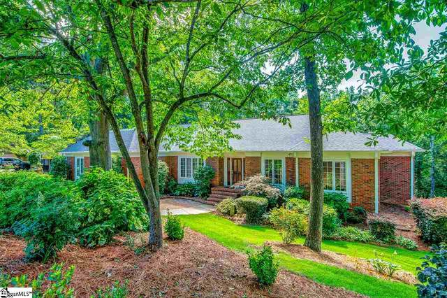 115 Cherrywood Trail, Greer, SC 29650 (#1420364) :: The Toates Team