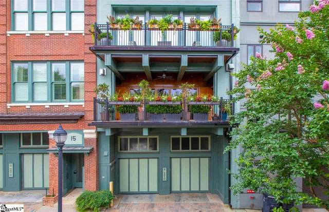 18 S Main Street Unit 203, Greenville, SC 29601 (#1420383) :: Coldwell Banker Caine