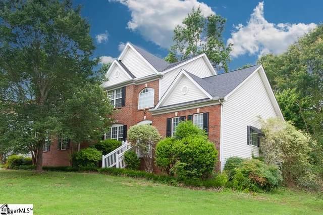 115 Whiffletree Drive, Simpsonville, SC 29680 (#1420537) :: Hamilton & Co. of Keller Williams Greenville Upstate