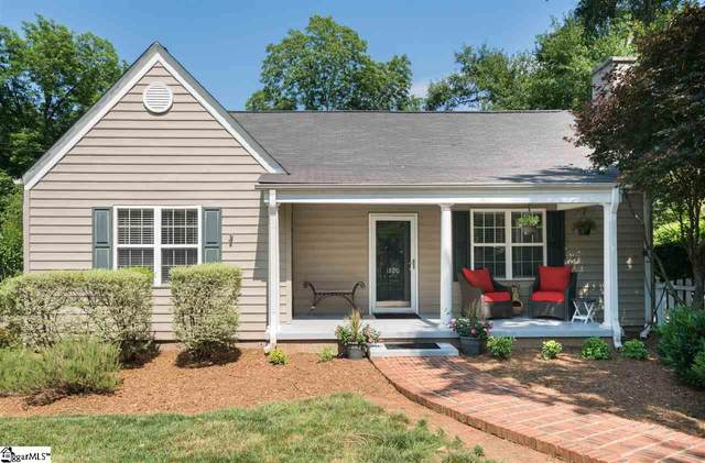 1820 N Main Street, Greenville, SC 29609 (#1420563) :: The Robby Brady Team