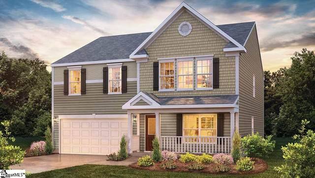 14 Garden Hill Road, Simpsonville, SC 29680 (#1420565) :: The Toates Team