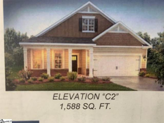 602 Raleighwood Lane, Simpsonville, SC 29681 (#1420582) :: Hamilton & Co. of Keller Williams Greenville Upstate