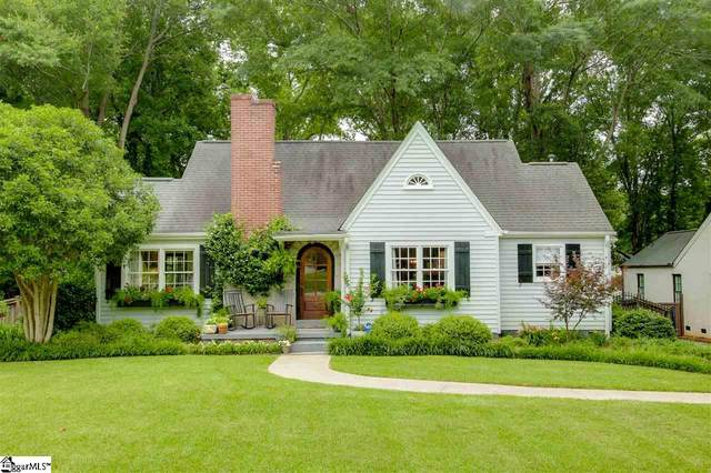 139 Rockwood Drive, Greenville, SC 29605 (#1420596) :: The Toates Team