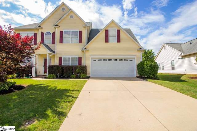 211 Grimes Drive, Simpsonville, SC 29681 (#1420611) :: Hamilton & Co. of Keller Williams Greenville Upstate