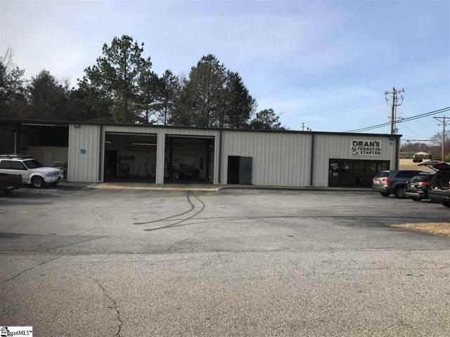 408 S Main Street, Mauldin, SC 29662 (#1420649) :: Hamilton & Co. of Keller Williams Greenville Upstate