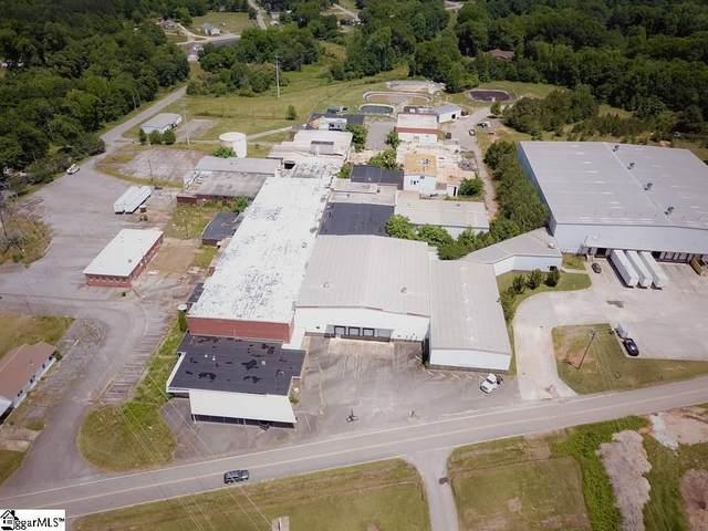 115 Little Street, Belton, SC 29627 (#1420689) :: Hamilton & Co. of Keller Williams Greenville Upstate