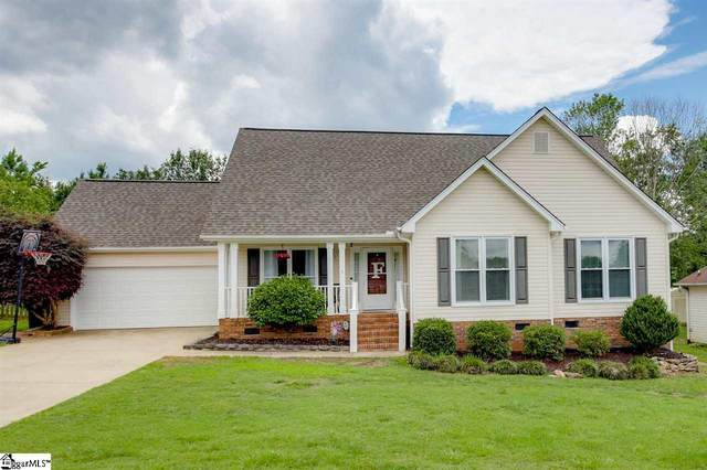 19 Arbordale Lane, Simpsonville, SC 29680 (#1420715) :: Hamilton & Co. of Keller Williams Greenville Upstate
