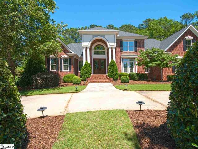 102 Regents Gate Court, Simpsonville, SC 29681 (#1420722) :: Coldwell Banker Caine