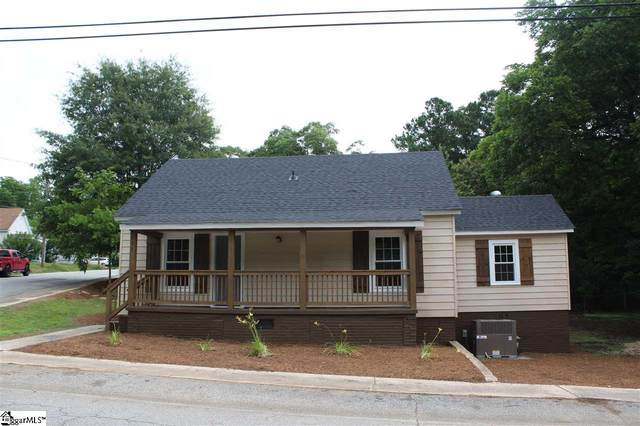 171 Mill Street, Woodruff, SC 29388 (#1420750) :: Hamilton & Co. of Keller Williams Greenville Upstate