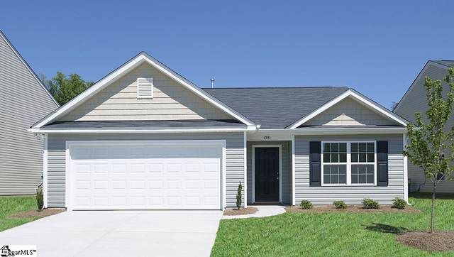 331 Millen Drive, Woodruff, SC 29388 (#1420842) :: Hamilton & Co. of Keller Williams Greenville Upstate