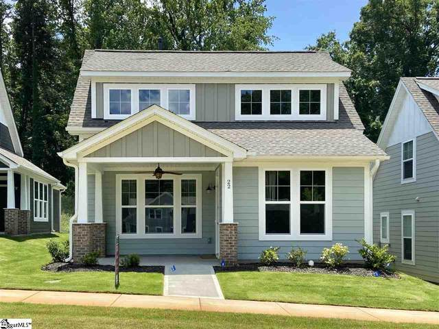22 Cottage Knoll Circle, Greenville, SC 29609 (#1420928) :: The Toates Team