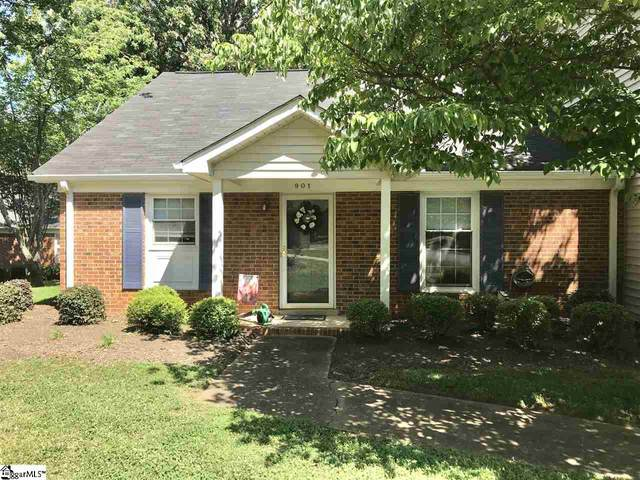 901 Wenwood Circle, Greenville, SC 29607 (#1420951) :: Coldwell Banker Caine