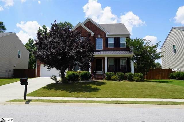 10 Ridgeleigh Way, Simpsonville, SC 29681 (#1420961) :: Hamilton & Co. of Keller Williams Greenville Upstate