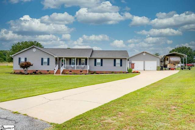 1308 Rosewood Court, Williamston, SC 29697 (#1420964) :: J. Michael Manley Team