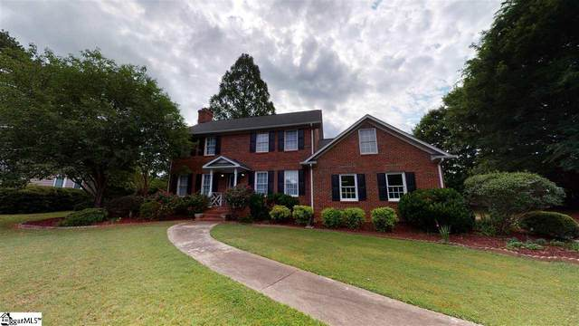 119 Gable Court, Spartanburg, SC 29307 (#1421005) :: The Haro Group of Keller Williams