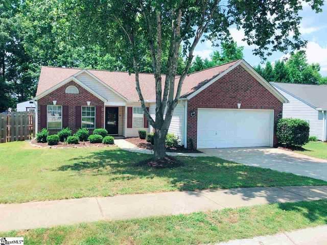 406 Revis Creek Court, Simpsonville, SC 29681 (#1421065) :: Parker Group