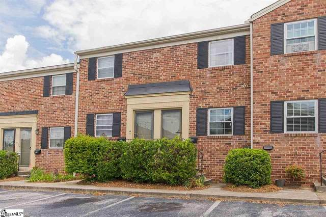 2530 E North Street 15J, Greenville, SC 29615 (MLS #1421111) :: Resource Realty Group