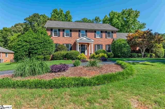 410 Thornhill Drive, Spartanburg, SC 29301 (#1421130) :: Hamilton & Co. of Keller Williams Greenville Upstate