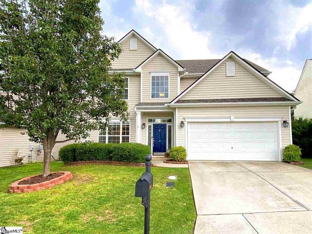3 Derry Lane, Greer, SC 29650 (#1421154) :: Coldwell Banker Caine