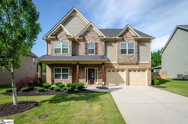 26 Ashby Grove Drive, Simpsonville, SC 29681 (#1421156) :: Hamilton & Co. of Keller Williams Greenville Upstate