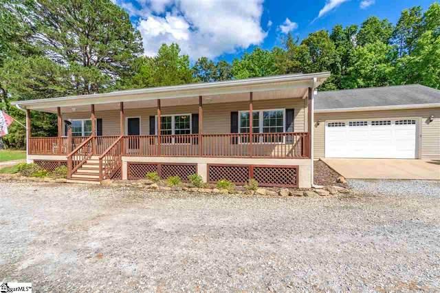 540 Waddell Road, Woodruff, SC 29388 (#1421201) :: Hamilton & Co. of Keller Williams Greenville Upstate