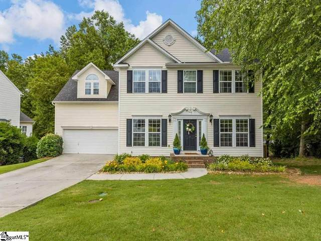 2 White Bark Way, Taylors, SC 29687 (#1421258) :: Coldwell Banker Caine